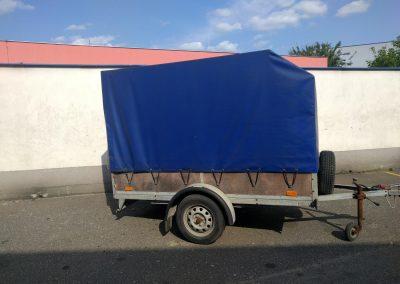 Půjčovna vozíků a aut